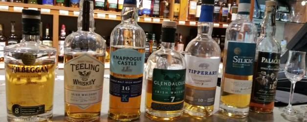 Whiskeytour in Irlands Historischem Osten