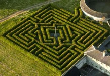 Russborough Maze
