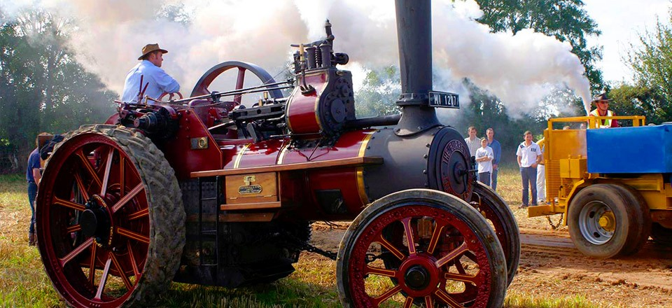 Steam Rally – Fenagh, County Carlow