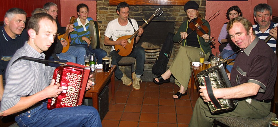 Trad Session – Lawlors Pub