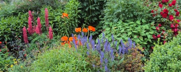 Garten- und Geschichtstour 27.07. – 03.08.2015