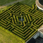 Malerisches Kloster Glendalough mit Besuch von Russborough House