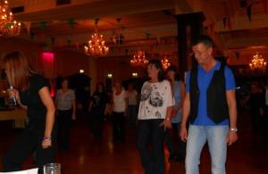 Line Dancing Reise nach Irland