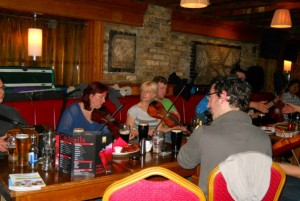 Trad Session im Seven Oaks in Carlow
