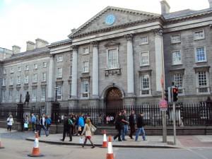 Eingang zum Trinity College