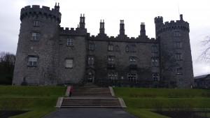 Die Burg in Kilkenny