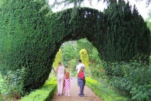 Einmaliges Erlebnis in Altamont Gardens
