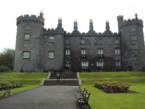 Mittelalterliche Burg Kilkenny