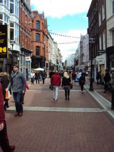 Dublins GraftonStreet