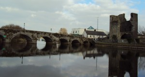 Leighlinbridge Irland