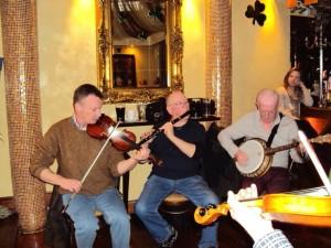 Tradmusik in Carlow