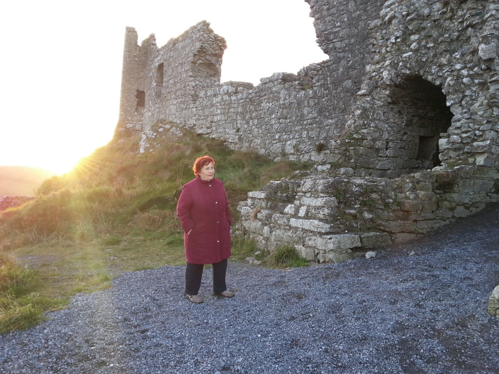 Rock of Dunamamase, Laois