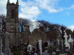 Friedhof in St. Mullilns