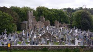 Alte Klosteranlage von St. Mullins