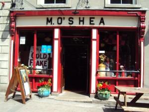 O'Sheas Pub Borris