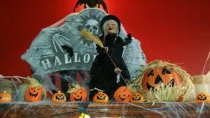 Unheimliches Halloween