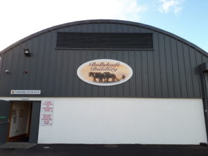 Craft Distillery Ballykeefe