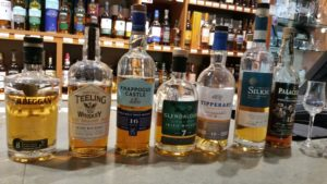 Premium Irish Whiskey