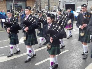 St. Patricksday Parade