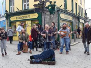 Fussgaengerzone Galway