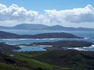 Beara Halbinsel von Iveragh