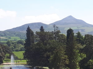 Powerscourt Garten