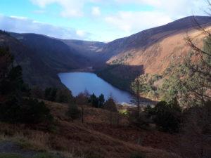Wanderung in Glendalough
