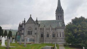 Protestantische Kirche Myshall